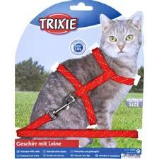 <b>Шлейка</b> кошачья <b>Trixie для</b> кошек | Отзывы покупателей