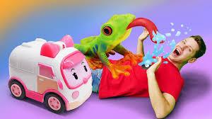 <b>Игровые</b> наборы <b>фигурок Collecta</b>! - Динозавры и зверята детям