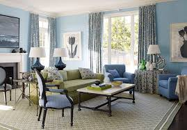 the combination of blue and white or grey is also very chic a more traditional living room blue gray living room