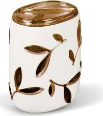 стакан д зубных щеток tatkraft immanuel olive коричневый