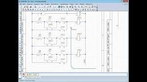 КОМПАС Электрик Часть 2 Разработка схемы принципиальной Э3