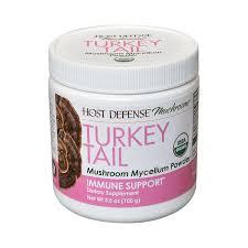 <b>Turkey Tail Powder</b>– Host Defense <b>Mushrooms</b>