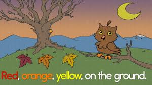 <b>Fall</b> and <b>Autumn</b> Counting Song for Kids - How Many Leaves? - ELF ...