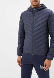Мужские пуховики и зимние куртки <b>EA7</b> — купить в интернет ...