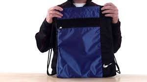 Nike <b>Cinch Sack</b> | Cinch Packs | Bags | SanMar