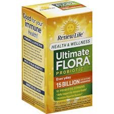 Renewlife <b>Ultimate Flora Probiotic Everyday</b> - 30 Ct | <b>Probiotics</b> ...