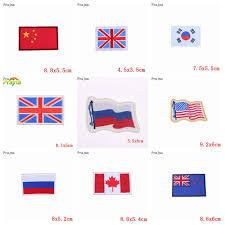 Праджня Национальный заплатки флаг вышитые Страна ...