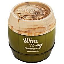 <b>Ночная винная маска-желе</b> с белым вином Holika Holika Wine ...