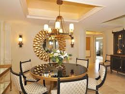 nice circle mirror wall decor dining room wall decor with mirror xmito