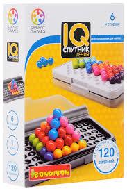 <b>Bondibon</b> Настольная <b>игра IQ</b>-Спутник Гения — купить в ...