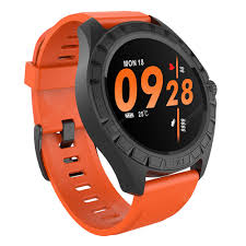U20 Smart Watch Multi Orange TPU Strap Smart Watches Sale ...
