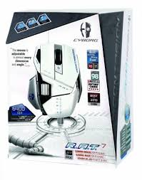 Mad Catz Contagion Professional Gaming Mouse for PC and MAC ...