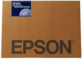 <b>Epson Enhanced - Matte poster</b> board - A3 plus (329 x 423 mm ...