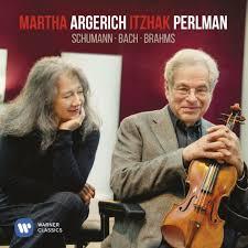 Schumann, Bach, Brahms by <b>Itzhak Perlman</b>   190295937898   CD ...