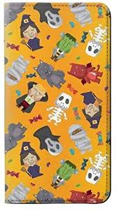 RW3275 Cute <b>Halloween Cartoon</b> Pattern PU Leather Flip <b>Case</b> ...