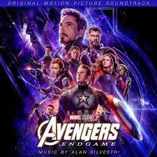 Alan Silvestri. <b>OST Avengers: Endgame</b>. Сильвестри Алан, код ...