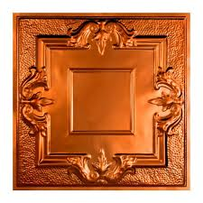 sagging tin ceiling tiles bathroom: lay in tin ceiling tile in
