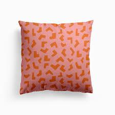 <b>Geometric Safari</b> Cushion by Ildiko Sipos - Fy