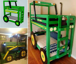view in gallery john deere tractor bunk beds 550x467 tractor bunk bed for boys bunk beds toddlers diy