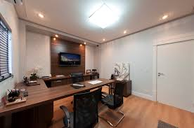 witching design small office ideas comes with u shape black wooden interior inspiring featuring brown computer building home office witching