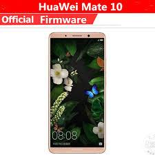 <b>Original HuaWei</b> Mate 10 4G LTE <b>Mobile Phone</b> Kirin 970 Android ...