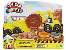 Игрушка Hasbro Play Doh Экскаватор E4294EU4 - Чижик