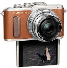 <b>Olympus PEN E</b>-<b>PL8</b> – компактная беззеркальная камера в ...