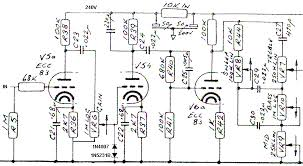 zener mod' on 12ax7 gain stage on silvertone 1484 schematic