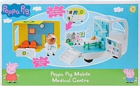 """Игровой набор """"<b>Медицинский центр</b> на колесах"""" - <b>Peppa Pig</b> арт ..."""