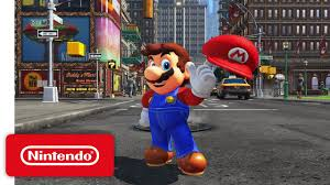 <b>Super Mario Odyssey</b> - Nintendo Switch Presentation 2017 Trailer ...