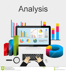business analysis illustration flat design illustration concepts flat design illustration concepts for data analysis trend analysis business planning business
