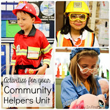 m essay helpers ASB Th  ringen     A Day in First Grade Community Helper Fun A Day in First Grade