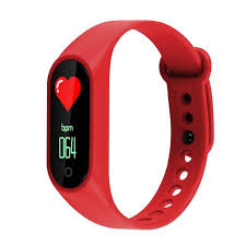 Online Shop <b>Smart Band M2</b> Color Screen Bluetooth Smartwatch ...