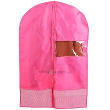 Foldable Hanging Garment <b>Cover Case</b> Dust-proof <b>Storage Bag</b>