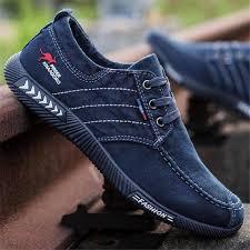 <b>ELGEER</b> Canvas Shoes Deodorant Breathable Men's Shoes ...