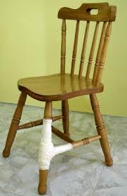 How to Repair Loose or Broken <b>Chair</b> Parts - How to Repair ...