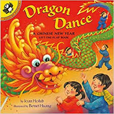 Dragon <b>Dance</b>: A Chinese <b>New Year</b> Lift-the-Flap Book (Puffin Lift ...