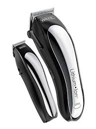 Wahl Lithium Ion <b>Cordless Rechargeable Hair Clippers</b>...