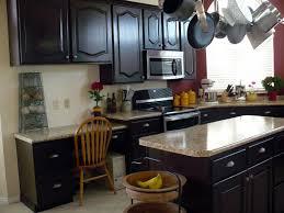 gel stain kitchen cabinets:  staining kitchen cabinets darker