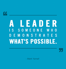 Leadership Quotation for Greatest Leaders - Quote by CrunchModo ...