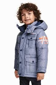 <b>Утепленная куртка</b> | H&M | <b>Куртка</b>, <b>Одежда</b> для мальчиков и ...