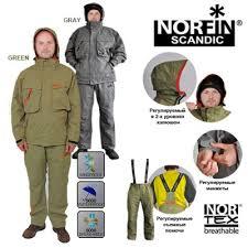 <b>Костюм демисезонный Norfin SCANDIC</b> GREEN 61400, Каталог ...