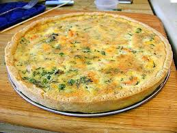 Image result for asparagus quiche