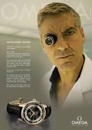 OMEGA - Омега: требуются на работу часовщики. Джорж Клуни? Подойдет.. - George_Clooney