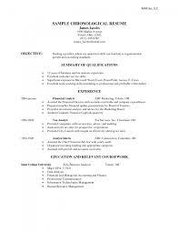 chronological resume template resumeseed com how to write sample chronological resume