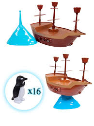 "<b>Игра настольная</b> ""Пиратская лодка"" <b>JUNfa</b> 11908338 в интернет ..."