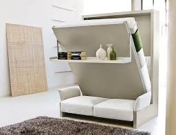 bed sofa with storage transformable murphy bed over sofa systems that save up on ample space cado modern furniture modern sofa bed