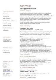 robotics electronics technician sample resume   http    accounts assistant cv