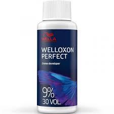 Купить <b>Окислитель</b> Welloxon Perfect <b>30V 9</b>,<b>0</b>%, 60 мл Wella ...