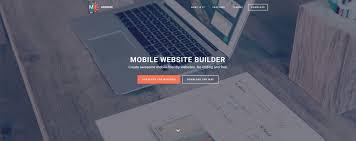 responsive mobile website builder software